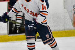 CIAC Ice Hockey; L.H.- H-K, Cogin. 8 vs Newtown 1 - Photo # (320)