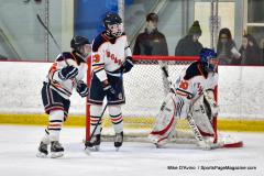 CIAC Ice Hockey; L.H.- H-K, Cogin. 8 vs Newtown 1 - Photo # (337)