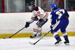 CIAC Ice Hockey; L.H.- H-K, Cogin. 8 vs Newtown 1 - Photo # (338)