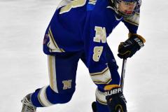 CIAC Ice Hockey; L.H.- H-K, Cogin. 8 vs Newtown 1 - Photo # (343)