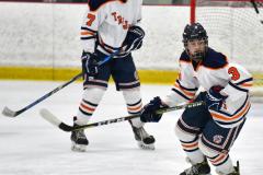 CIAC Ice Hockey; L.H.- H-K, Cogin. 8 vs Newtown 1 - Photo # (371)