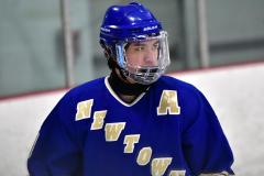 CIAC Ice Hockey; L.H.- H-K, Cogin. 8 vs Newtown 1 - Photo # (380)