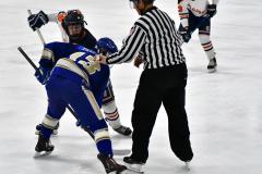 CIAC Ice Hockey; L.H.- H-K, Cogin. 8 vs Newtown 1 - Photo # (385)