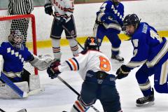 CIAC Ice Hockey; L.H.- H-K, Cogin. 8 vs Newtown 1 - Photo # (391)