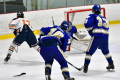 CIAC Ice Hockey; L.H.- H-K, Cogin. 8 vs Newtown 1 - Photo # (418)