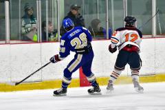 CIAC Ice Hockey; L.H.- H-K, Cogin. 8 vs Newtown 1 - Photo # (434)