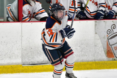 CIAC Ice Hockey; L.H.- H-K, Cogin. 8 vs Newtown 1 - Photo # (436)