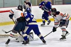 CIAC Ice Hockey; L.H.- H-K, Cogin. 8 vs Newtown 1 - Photo # (529)
