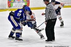 CIAC Ice Hockey; L.H.- H-K, Cogin. 8 vs Newtown 1 - Photo # (537)