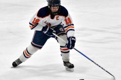 CIAC Ice Hockey; L.H.- H-K, Cogin. 8 vs Newtown 1 - Photo # (548)