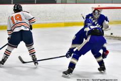 CIAC Ice Hockey; L.H.- H-K, Cogin. 8 vs Newtown 1 - Photo # (551)