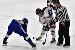 CIAC Ice Hockey; L.H.- H-K, Cogin. 8 vs Newtown 1 - Photo # (572)