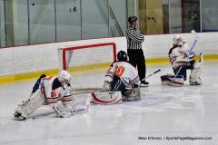 CIAC Ice Hockey; L.H.- H-K, Cogin. 8 vs Newtown 1 - Photo # (590)
