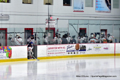CIAC Ice Hockey; L.H.- H-K, Cogin. 8 vs Newtown 1 - Photo # (6)