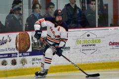 CIAC Ice Hockey; L.H.- H-K, Cogin. 8 vs Newtown 1 - Photo # (602)