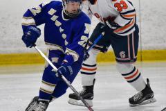 CIAC Ice Hockey; L.H.- H-K, Cogin. 8 vs Newtown 1 - Photo # (605)