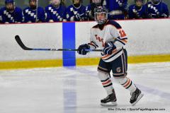 CIAC Ice Hockey; L.H.- H-K, Cogin. 8 vs Newtown 1 - Photo # (610)