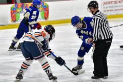 CIAC Ice Hockey; L.H.- H-K, Cogin. 8 vs Newtown 1 - Photo # (629)