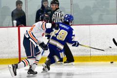 CIAC Ice Hockey; L.H.- H-K, Cogin. 8 vs Newtown 1 - Photo # (656)