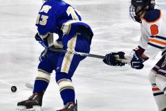 CIAC Ice Hockey; L.H.- H-K, Cogin. 8 vs Newtown 1 - Photo # (668)