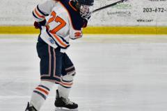 CIAC Ice Hockey; L.H.- H-K, Cogin. 8 vs Newtown 1 - Photo # (669)