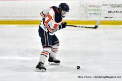 CIAC Ice Hockey; L.H.- H-K, Cogin. 8 vs Newtown 1 - Photo # (670)