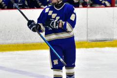 CIAC Ice Hockey; L.H.- H-K, Cogin. 8 vs Newtown 1 - Photo # (702)