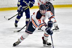 CIAC Ice Hockey; L.H.- H-K, Cogin. 8 vs Newtown 1 - Photo # (717)