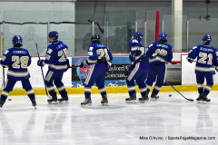 CIAC Ice Hockey; L.H.- H-K, Cogin. 8 vs Newtown 1 - Photo # (93)