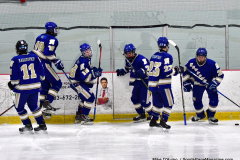 CIAC Ice Hockey; L.H.- H-K, Cogin. 8 vs Newtown 1 - Photo # (97)