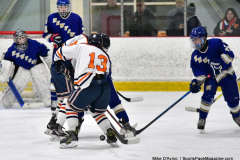 CIAC Ice Hockey; L.H.- H-K, Cogin. 8 vs Newtown 1 - Photo # (972)