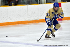 CIAC Ice Hockey; Newtown 2 vs. Daniel Hand 6 - Photo # 257