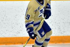 CIAC Ice Hockey; Newtown 2 vs. Daniel Hand 6 - Photo # 263