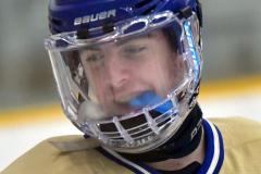 CIAC Ice Hockey; Newtown 2 vs. Daniel Hand 6 - Photo # 276