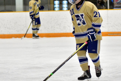 CIAC Ice Hockey; Newtown 2 vs. Daniel Hand 6 - Photo # 317