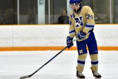 CIAC Ice Hockey; Newtown 2 vs. Daniel Hand 6 - Photo # 321