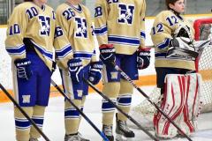 CIAC Ice Hockey; Newtown 2 vs. Daniel Hand 6 - Photo # 338