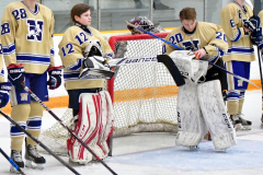 CIAC Ice Hockey; Newtown 2 vs. Daniel Hand 6 - Photo # 339