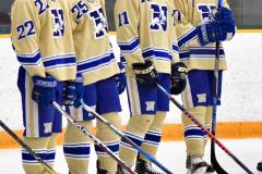 CIAC Ice Hockey; Newtown 2 vs. Daniel Hand 6 - Photo # 342