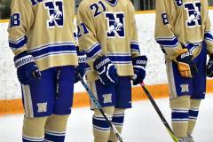 CIAC Ice Hockey; Newtown 2 vs. Daniel Hand 6 - Photo # 346