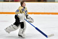CIAC Ice Hockey; Newtown 2 vs. Daniel Hand 6 - Photo # 363