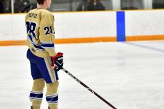 CIAC Ice Hockey; Newtown 2 vs. Daniel Hand 6 - Photo # 400