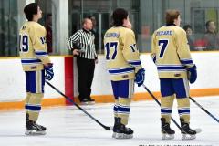 CIAC Ice Hockey; Newtown 2 vs. Daniel Hand 6 - Photo # 425