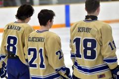 CIAC Ice Hockey; Newtown 2 vs. Daniel Hand 6 - Photo # 438