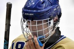 CIAC Ice Hockey; Newtown 2 vs. Daniel Hand 6 - Photo # 475