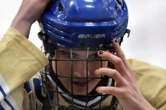CIAC Ice Hockey; Newtown 2 vs. Daniel Hand 6 - Photo # 490
