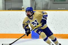 CIAC Ice Hockey; Newtown 2 vs. Daniel Hand 6 - Photo # 540