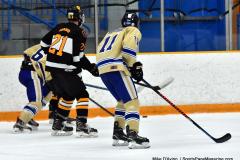 CIAC Ice Hockey; Newtown 2 vs. Daniel Hand 6 - Photo # 794