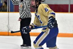CIAC Ice Hockey; Newtown 2 vs. Daniel Hand 6 - Photo # 797