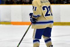 CIAC Ice Hockey; Newtown 2 vs. Daniel Hand 6 - Photo # 829